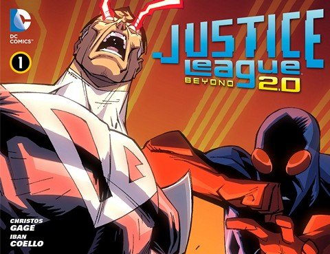 Justice League Beyond 2.0 #1 – 24