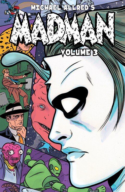 Madman (Collection) (1992-2010)