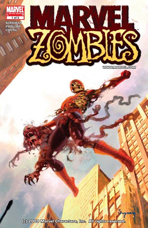 Marvel Zombies (Collection)