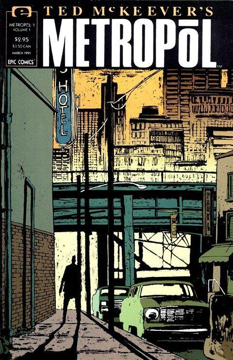 Metropol #1 – 12 (1991)