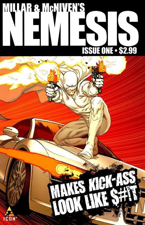 Nemesis (Mark Millar) #1 – 4 (2010)