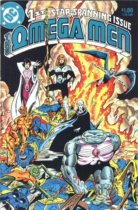 Omega Men Vol. 1 – 2 (Collection) (1983-2006)