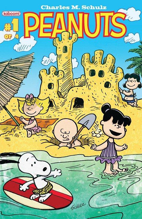 Peanuts Vol. 2 #1 – 15