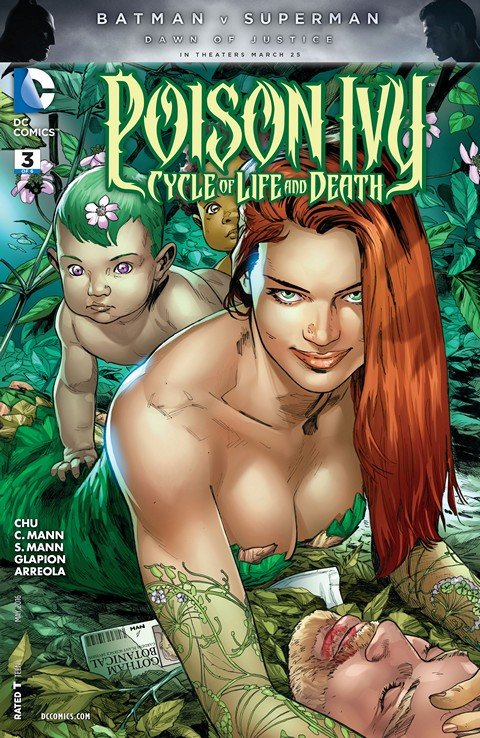 Poison Ivy – Cycle of Life and Death #3