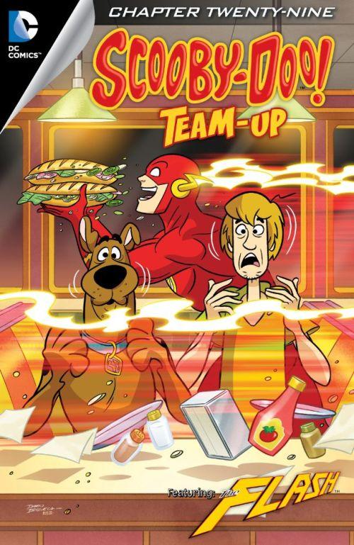 Scooby-Doo Team-Up #29