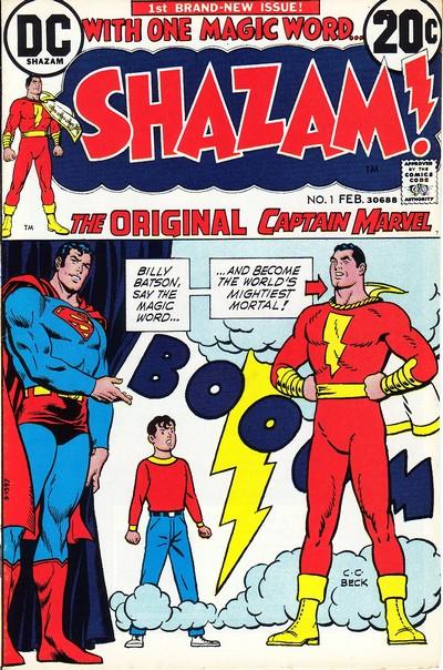 Shazam Vol. 1 #1 – 35 (1973-1976)