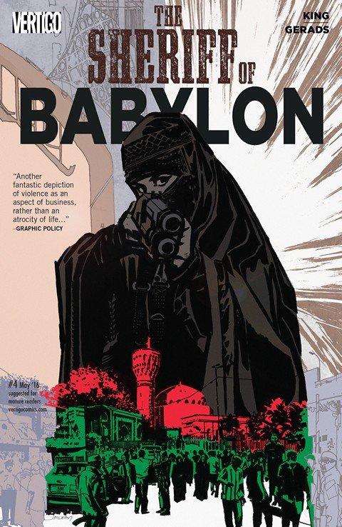 Sheriff of Babylon #4