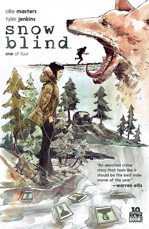 Snow Blind #1 – 4