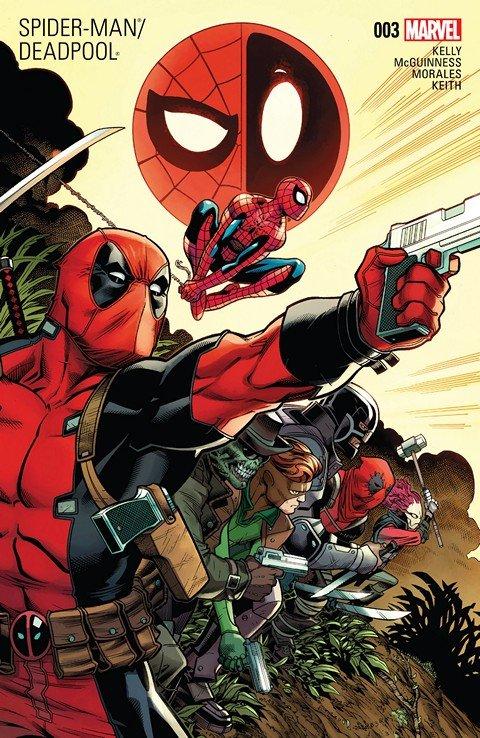 Spider-Man-Deadpool #3