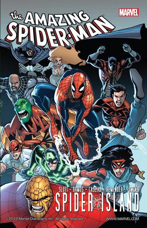 Spider-Man – Spider-Island