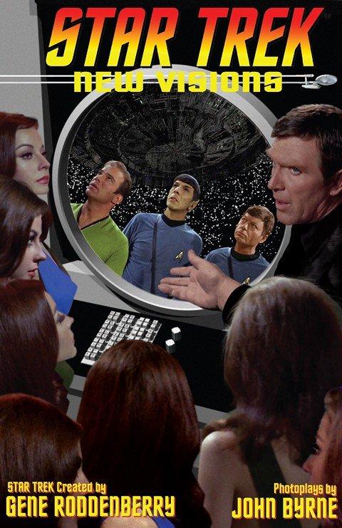 Star Trek New Visions Vol. 3 (TPB)