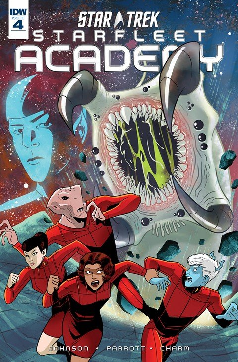 Star Trek Starfleet Academy #4