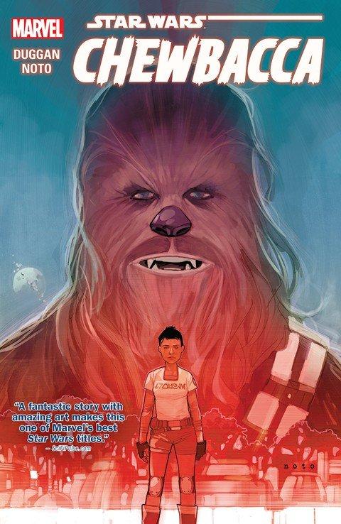 Star Wars – Chewbacca (TPB) (2016)
