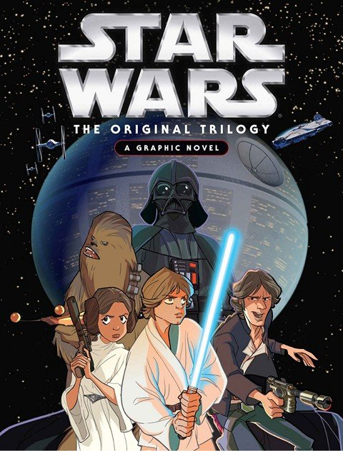 Star Wars – The Original Trilogy – A Graphic Novel