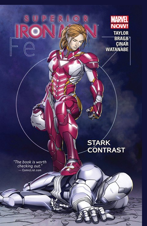 Superior Iron Man Vol. 2 – Stark Contrast