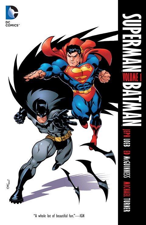 Superman – Batman Vol. 1 (TPB) (2014)