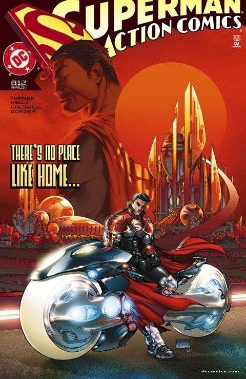 Superman – Godfall #1 – 6