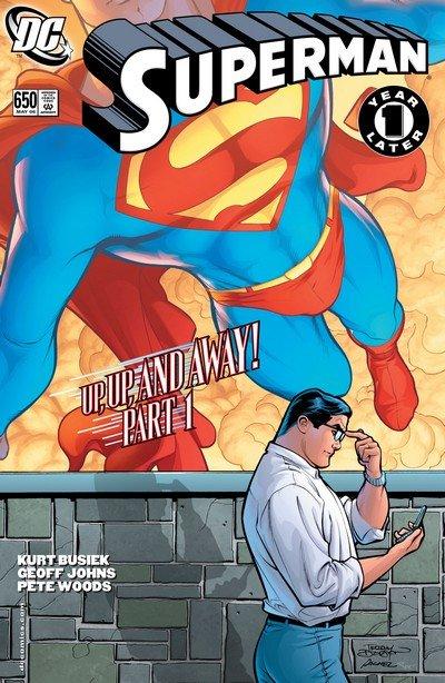 Superman Vol. 1 #650 – 714 + Extras (2006-2011)