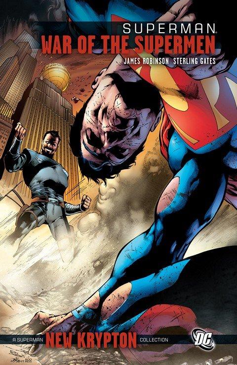 Superman – War of the Supermen (2011)