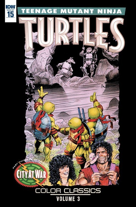Teenage Mutant Ninja Turtles – Color Classics Vol. 3 #15