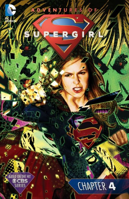 The Adventures of Supergirl #4