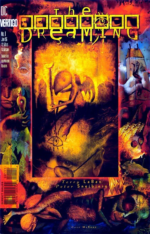 The Dreaming #1 – 60 (1996-2001)