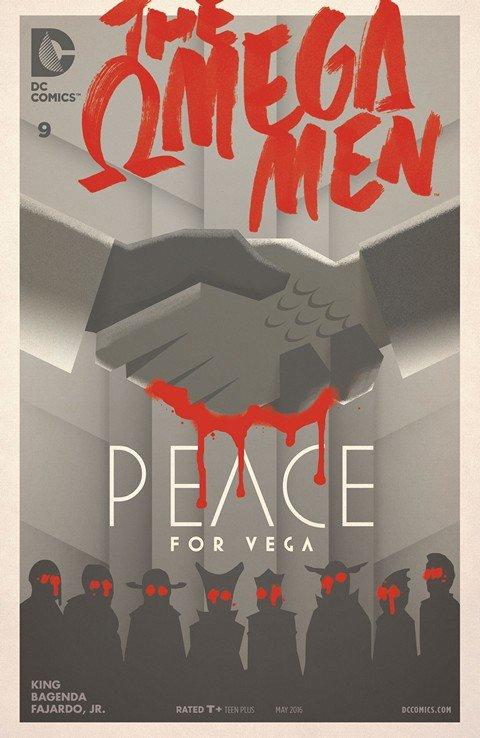 The Omega Men #9