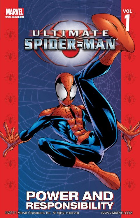 Ultimate Spider-Man Vol. 1 – Power and Responsibility