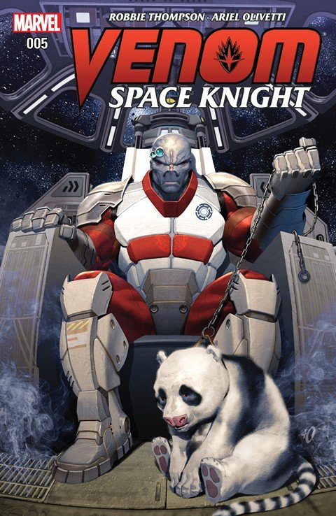 Venom – Space Knight #5