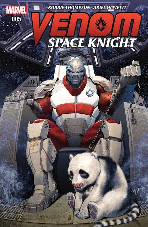 Venom – Space Knight #5