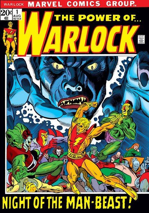 Warlock Vol. 1 #1 – 15