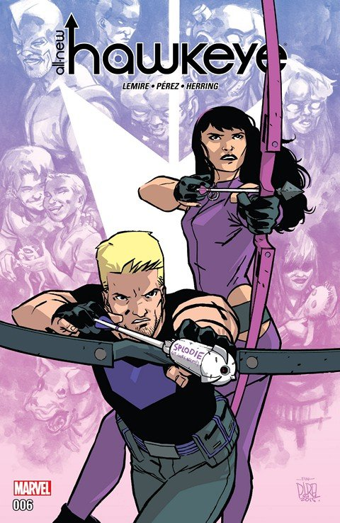All-New Hawkeye #6