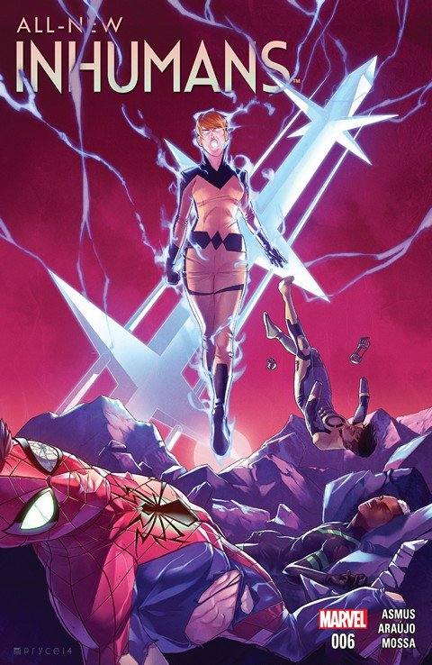 All-New Inhumans #6
