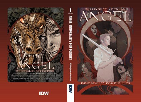 Angel (IDW Collection)