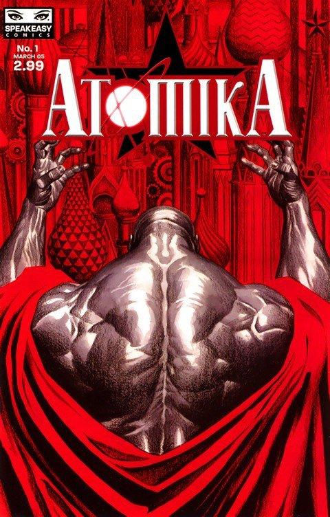 Atomika #1 – 12 + Sketch Book (2005-2011)