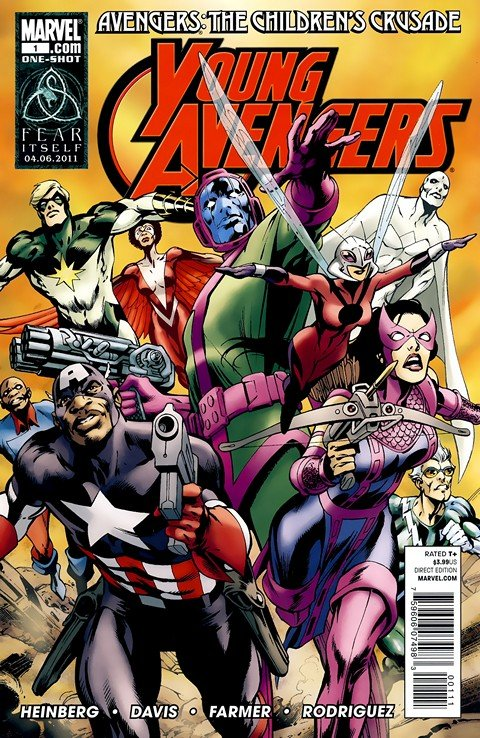 Avengers – The Children's Crusade – Young Avengers