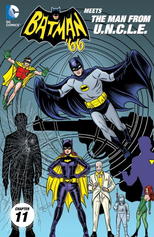 Batman '66 Meets the Man From U.N.C.L.E. #11