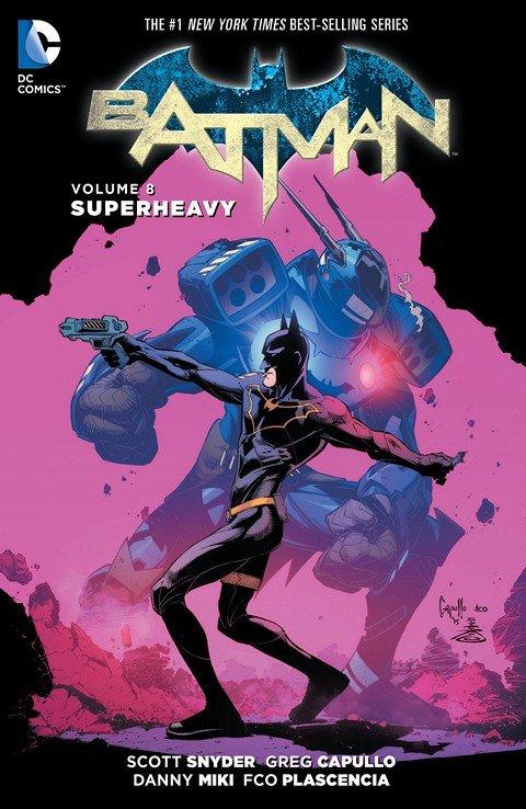 Batman Vol. 2 (New 52 TPB) – Vol. 1 – 10 (2012-2016)