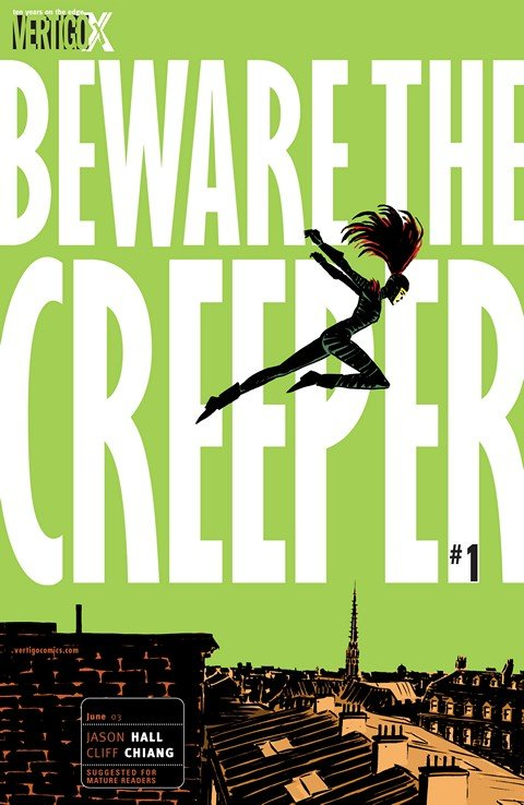 Beware the Creeper #1 – 5
