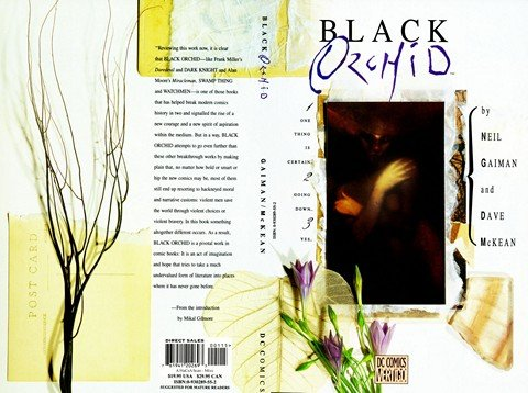 Black Orchid Vol. 1 #1 – 3