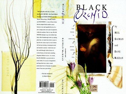 Black Orchid Vol. 1 #1 – 3