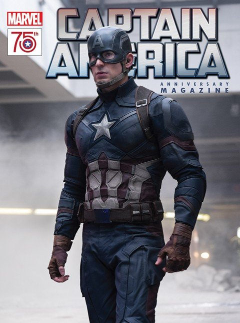 Captain America 75th Anniversary Magazine (2016)
