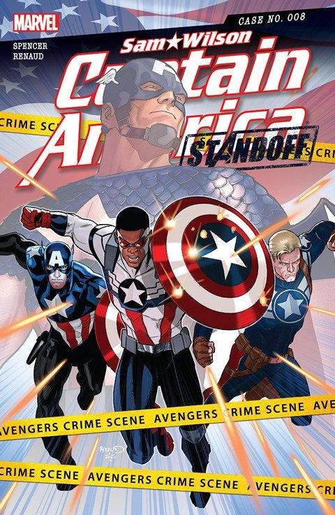 Captain America – Sam Wilson #8
