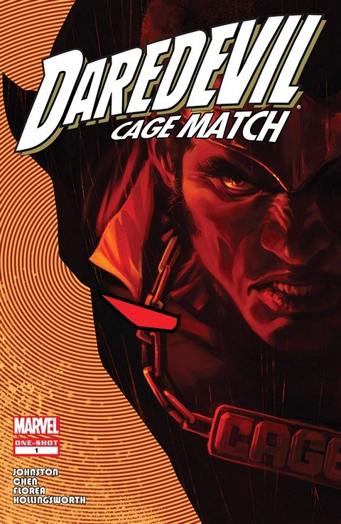 Daredevil – Cage Match #1