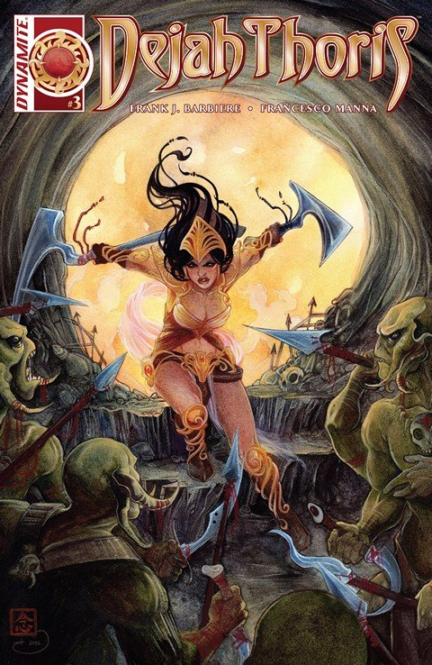 Dejah Thoris #3