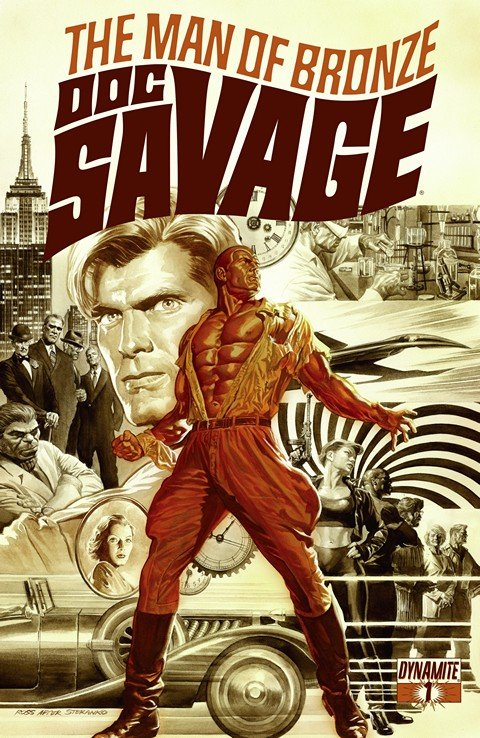 Doc Savage (Collection) (1940-2014)