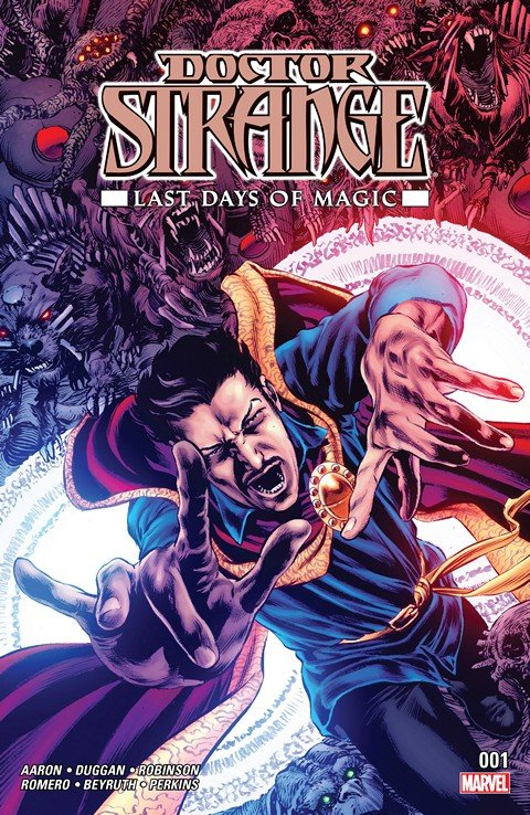 Doctor Strange – Last Days of Magic #1 (2016)