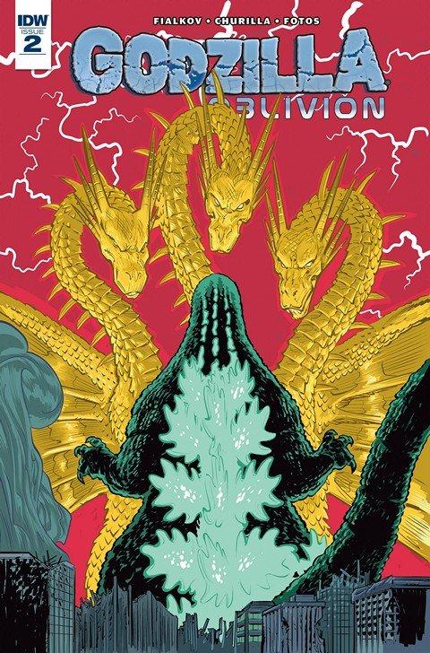 Godzilla Oblivion #2