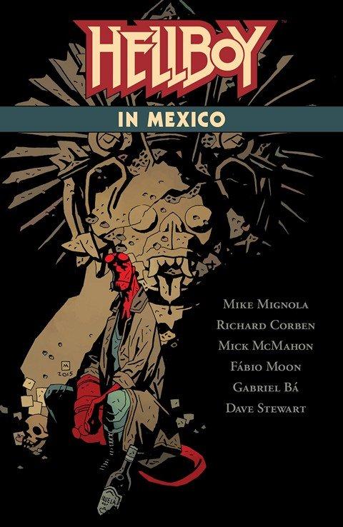 Hellboy in Mexico (2016)