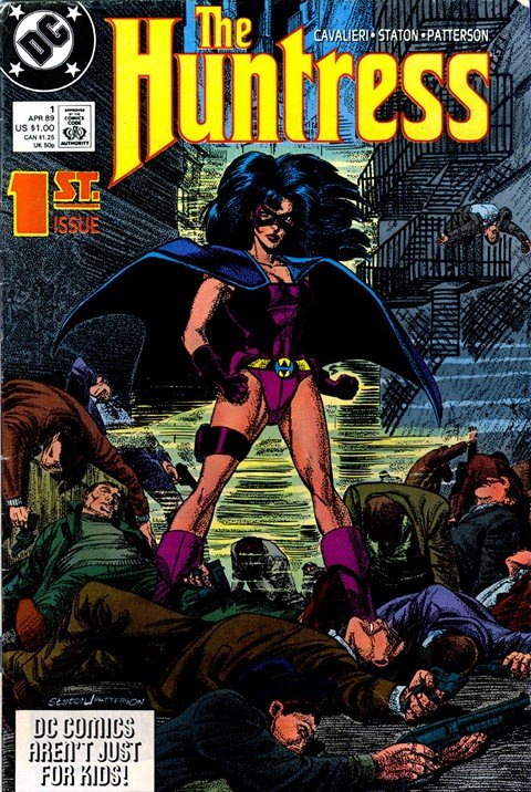 Huntress Vol. 1 – 2 (Collection)